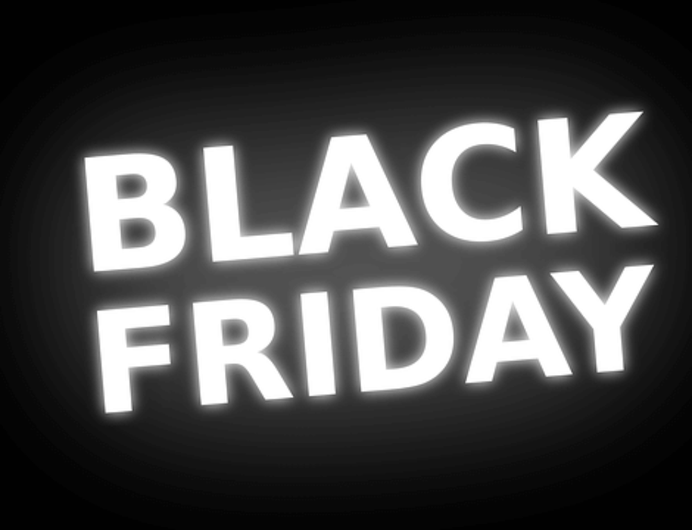 Today in Spain the 'Black Friday'